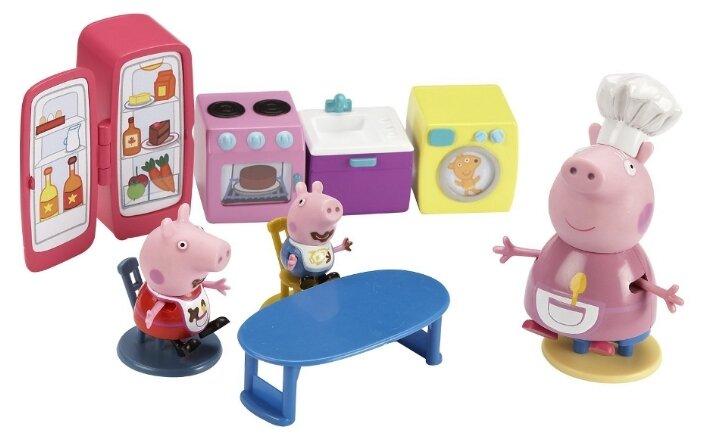 Peppа Pig Игровой набор «Кухня Пеппы», Peppa Pig 15560