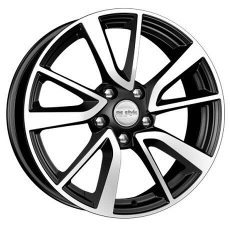 Диск колесный K&K КС699 7x17/5x114.3 D60.1 ET39 Алмаз черный