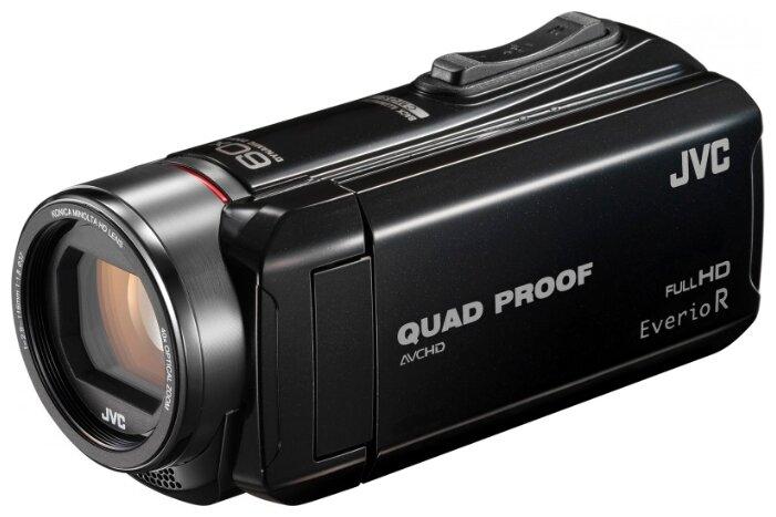 Видеокамера JVC Everio GZ-R410BEU