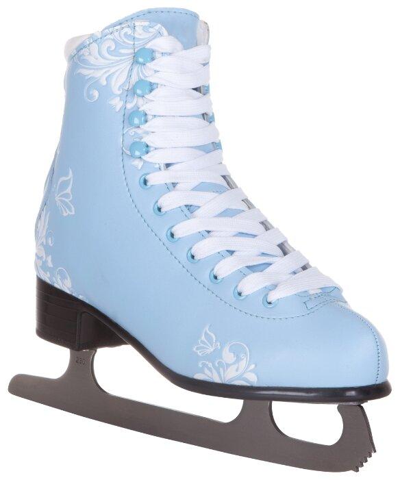 Детские фигурные коньки Alpha Caprice Glamour для девочек