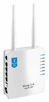 Wi-Fi роутер DrayTek VigorFly 200
