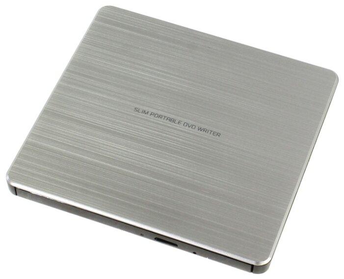 LG Оптический привод LG GP60NS60 Silver