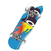 Скейтборд MaxCity MC Hot Wheels Mini-board