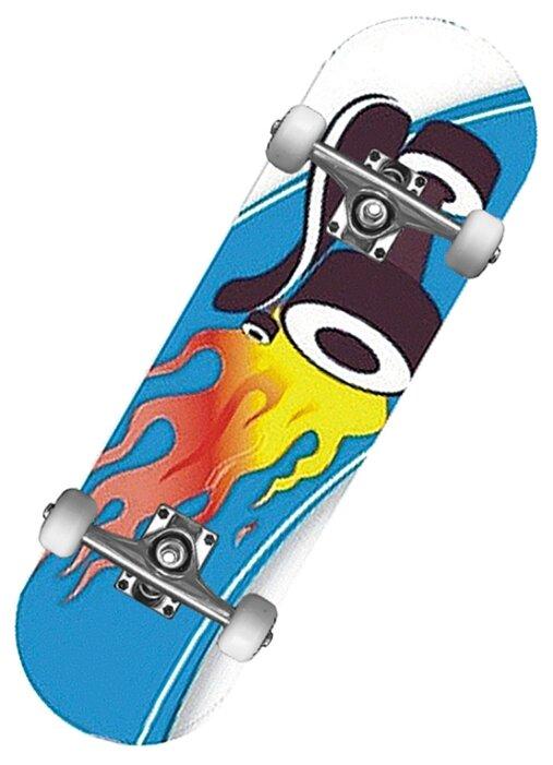 Скейтборд MaxCity Hot Wheels
