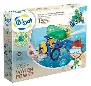 Пневматический конструктор Gigo Green Energy 7323 Сила воды фото 1