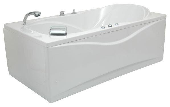 Отдельно стоящая ванна Aquanet Grenada 180x90 без гидромассажа