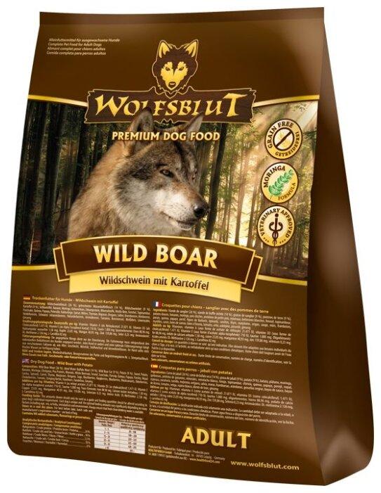 Корм для собак Wolfsblut Wild Boar Adult (2 кг)