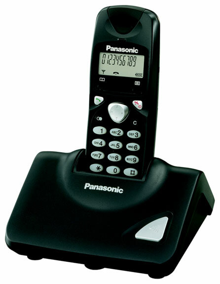 Радиотелефон Panasonic KX-TCD700