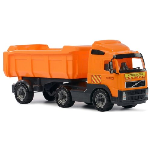 Купить Грузовик Полесье с полуприцепом Volvo (8749) 59 см, Машинки и техника