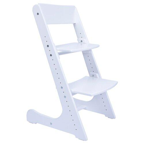 Фото - Растущий стульчик Конек Горбунёк Универсальный белый детский растущий стул из бука конёк горбунёк
