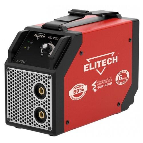 Сварочный аппарат ELITECH ИС 250 (MMA)