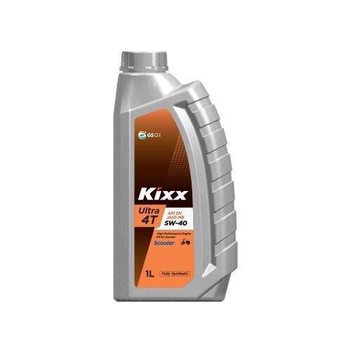 цена на Моторное масло Kixx Ultra 4T Scooter SN 5W-40 1 л