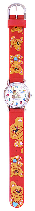 Наручные часы Тик-Так H101-2 Красные мишки