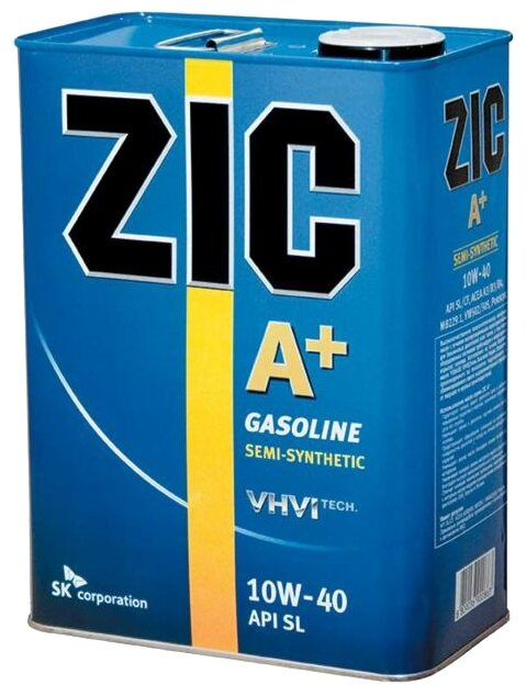 ZIC A+ 10W-40 4 л