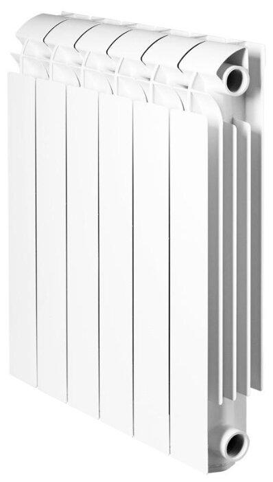 Радиатор секционный алюминий Global VOX R 500