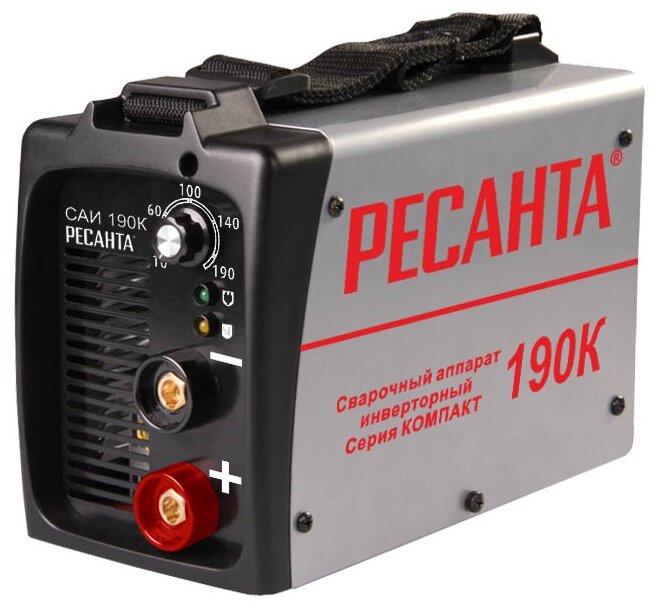 Сварочный аппарат РЕСАНТА САИ-190К