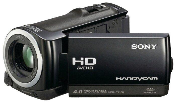 Sony Видеокамера Sony HDR-CX100E