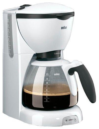 Braun Капельная кофеварка Braun KF 520