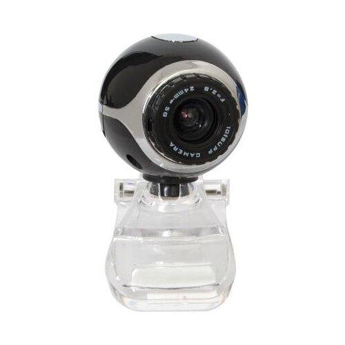 Веб-камера Defender C-090 черный