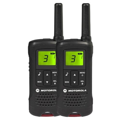 Рация Motorola TLKR-T60 черныйРации<br>