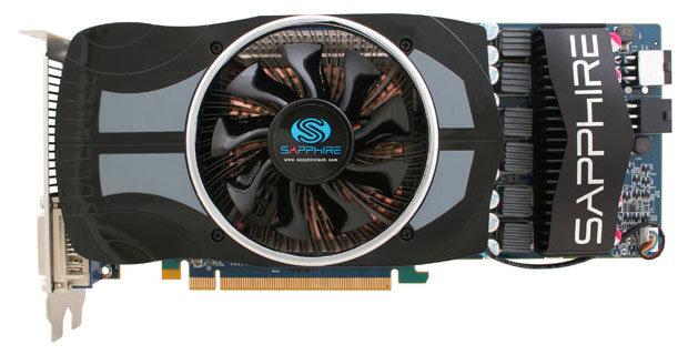 Sapphire Radeon HD 4890 975Mhz PCI-E 2.0 1024Mb 3900Mhz 256 bit DVI HDMI HDCP