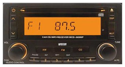 Автомагнитола Mystery MCD-969MP
