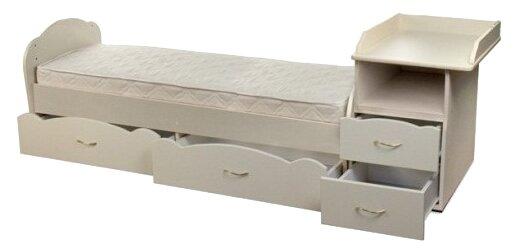 Кроватка Valle Alisa (трансформер)