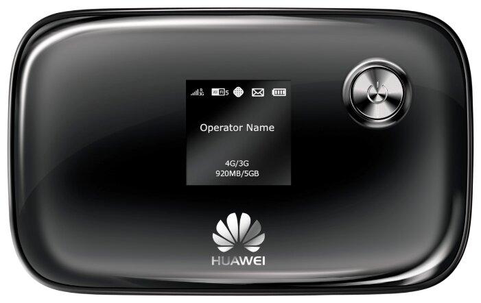 Wi-Fi роутер HUAWEI E5776