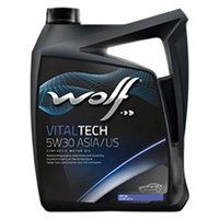 Моторное масло Wolf Vitaltech 5W30 ASIA/US 4 л