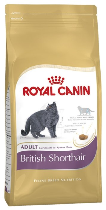 Royal Canin British Shorthair Adult (2 кг)