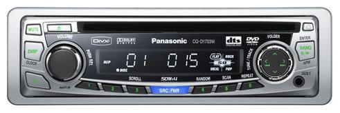Автомагнитола Panasonic CQ-D1703N5