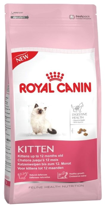 Royal Canin Kitten (4 кг)