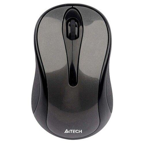 цены Мышь A4Tech G7-360N Black USB