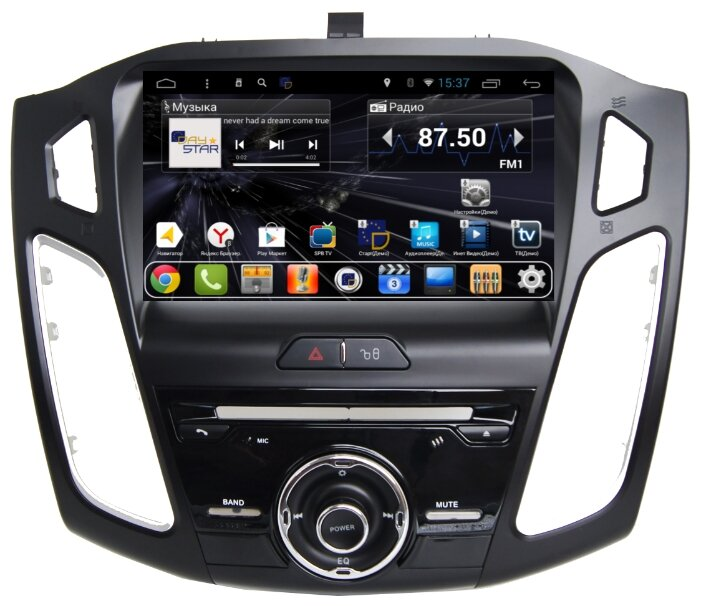 Daystar DS-7079HD FORD FOCUS 3 2015+ ANDROID