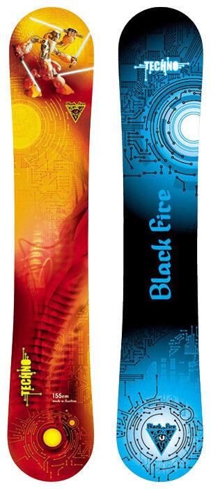 Сноуборд Black Fire Techno (07-08)