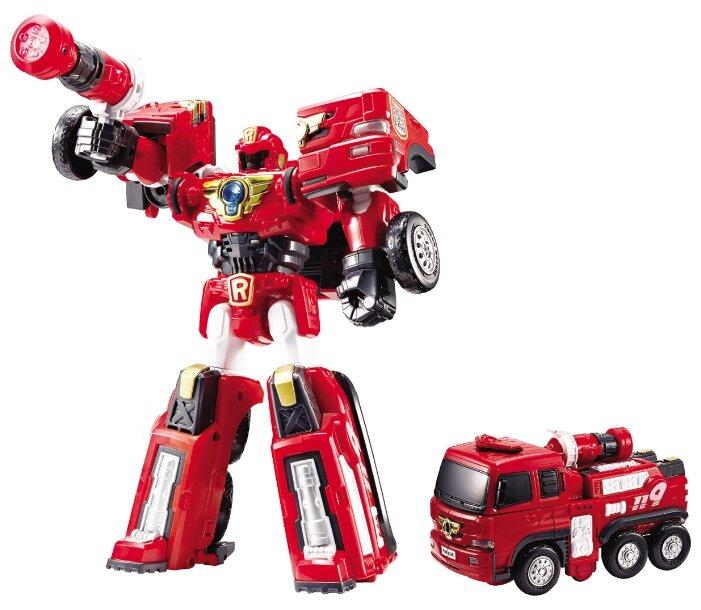 Трансформер YOUNG TOYS Tobot R Пожарный 301016