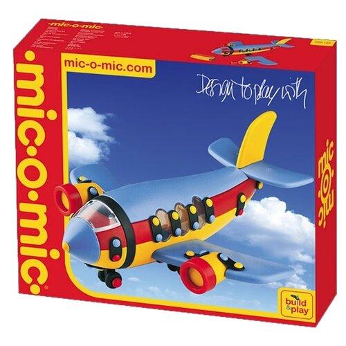 Купить Конструктор Mic o mic Самолеты 089.185 Реактивный самолет, Конструкторы