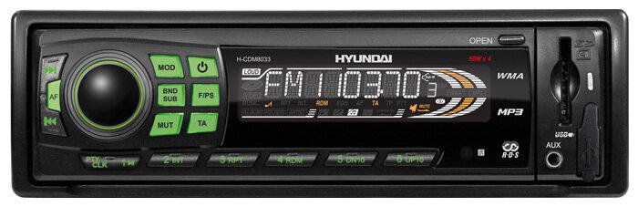 Автомагнитола Hyundai H-CDM8033 (2009)