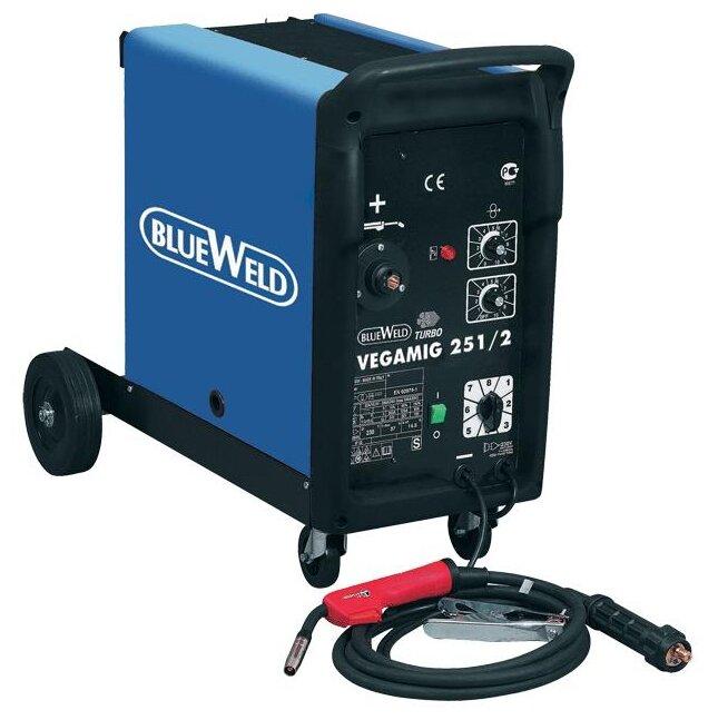BLUEWELD Vegamig 251/2 Turbo