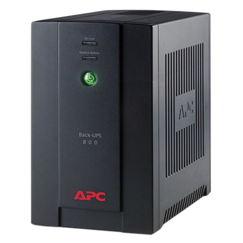 Интерактивный ИБП APC by Schneider Electric Back-UPS BX800CI-RS недорого