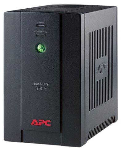 Интерактивный ИБП APC by Schneider Electric Back-UPS BX800CI-RS