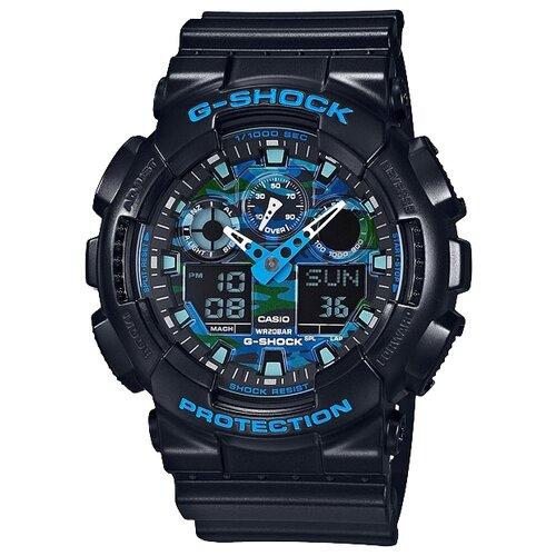 Наручные часы CASIO GA-100CB-1A цена 2017