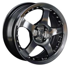 LS Wheels K208 6.5x15/4x100 D73.1 ET40