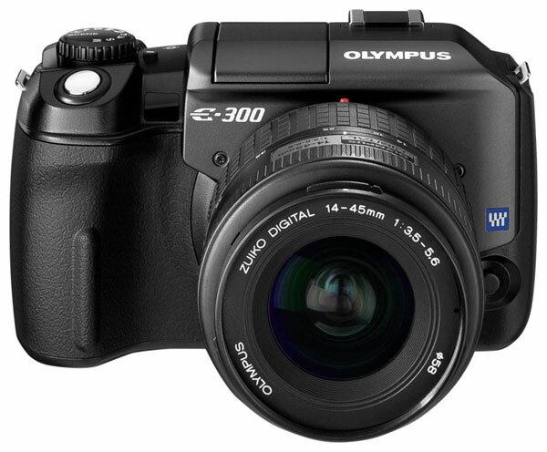 Фотоаппарат Olympus E-300 Kit