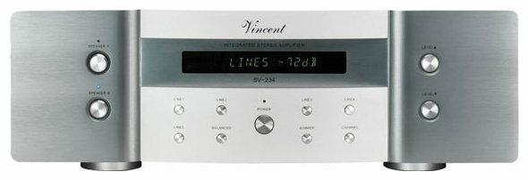 Vincent SV-234 silver