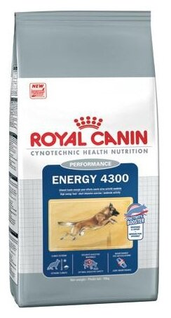 Корм для собак Royal Canin Energy 4300 для активных животных 15 кг