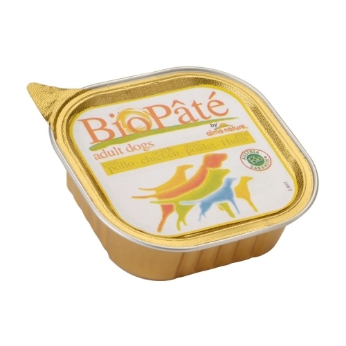 Корм для собак Almo Nature (0.3 кг) 1 шт. DailyMenu Bio Pate Adult Dog Chicken