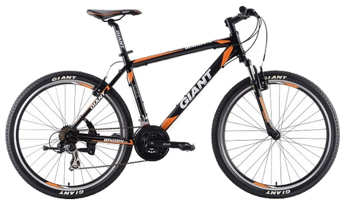 Велосипед для взрослых Giant Rincon LTD 26 (2016)