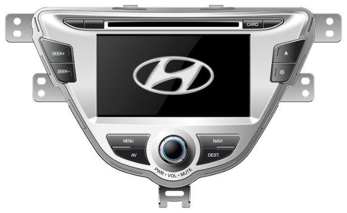 PMS Hyundai Elantra New