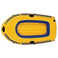 Надувная лодка одноместная Challenger-1 Intex 68365